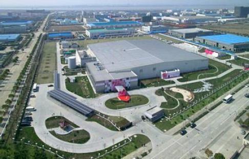 未来蓝图 西安汽车零部件产业园